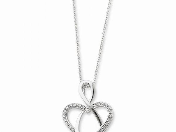 Fine Jewelry - Sterling Silver Necklaces/Pendants