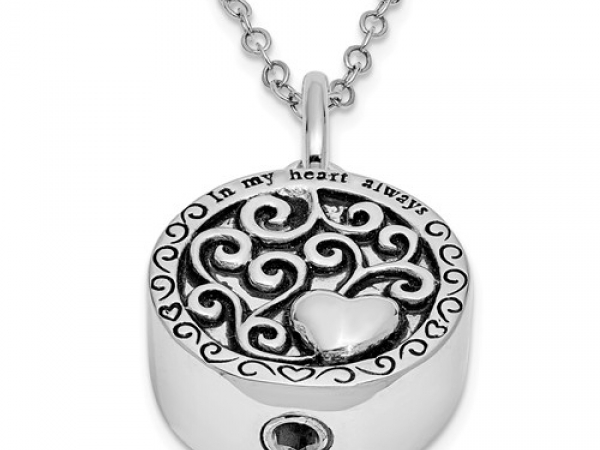 Fine Jewelry - Sterling Silver Necklaces/Pendants - image #2