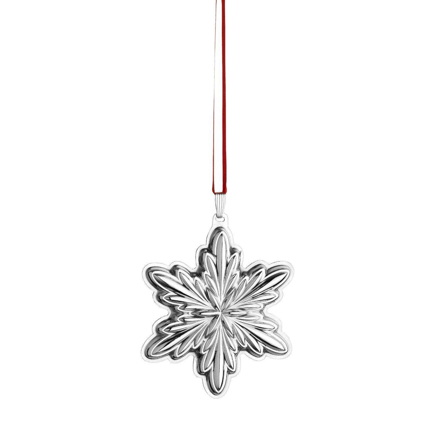 Holiday - Reed & Barton Sterling Silver Edition Holiday Christmas Cross Ornament