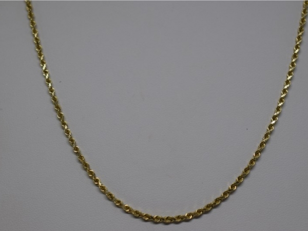 Gold Necklace - Chain