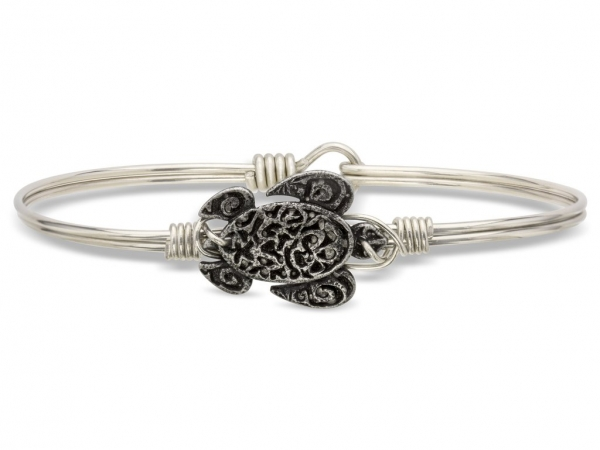 "Bracelets - LUCA+DANNI STC465S ""Sea Turtle"" Bangle"