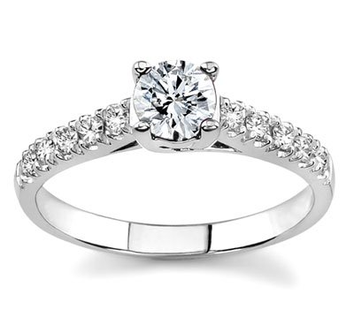 rings side engagement ring diamond with en diamonds in solitaire carat platinum