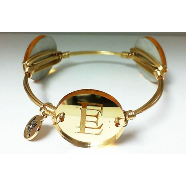 Bracelet - Mirrored Gold Gold Finished