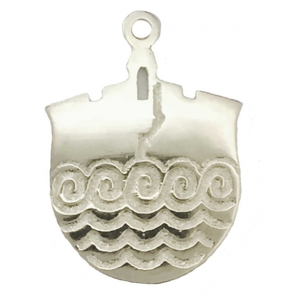 Charm - Sterling Silver 450Th Charm