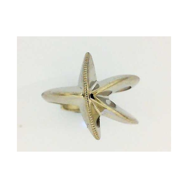 Ring - Sterling Silver Starfish Ring Notes: Custom