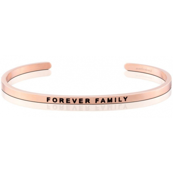 Silver Jewelry - Stainless Steel 18K Rose Gold Finished