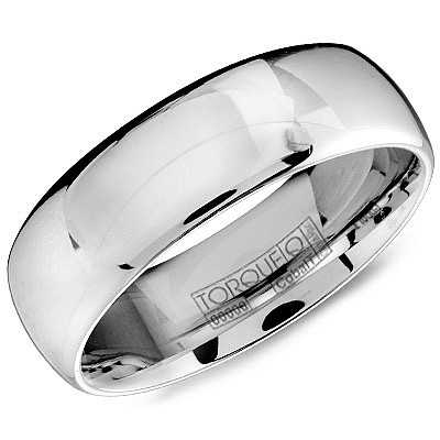 Wedding Band - Cobalt Comfort Fit Wedding Band Size 10 MM Width: 7