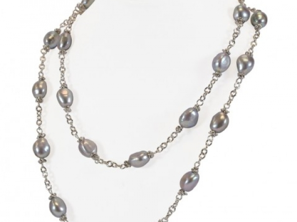 Strand - Lady's Honora Ln5570gr36 Strand With Fresh Water Pearls