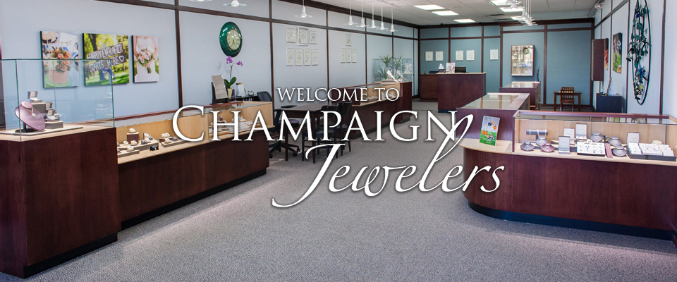 Welcome to Champaign Jewelers website -