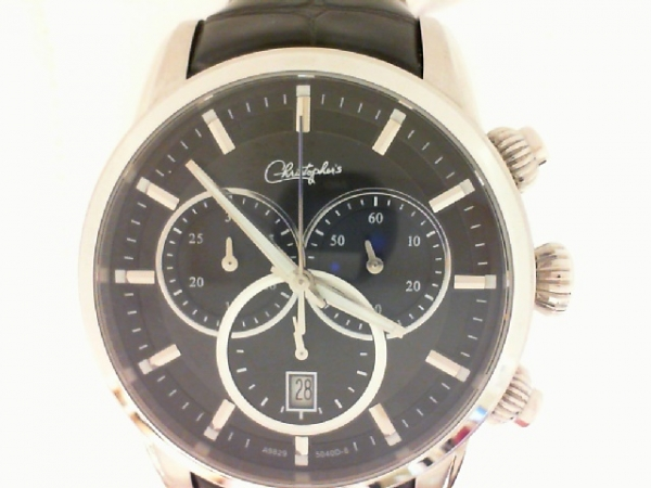 Belair Swiss Wrist Watch - Gentlemen's stainless steel  chronograph