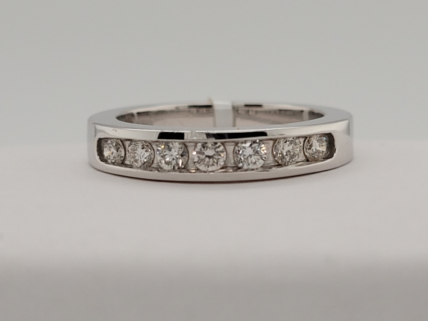 Women's Diamond Wedding Bands - Wedding Band