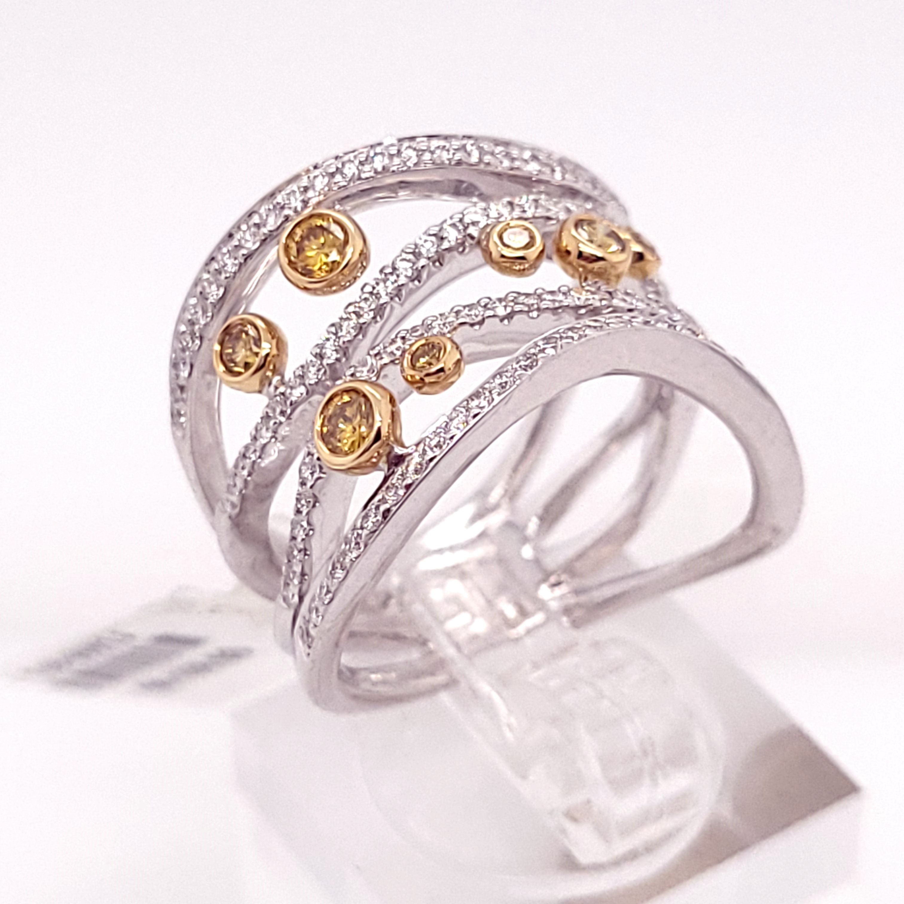 Women's Diamond Fashion Rings - 001-130-00013