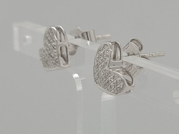 Diamond Earrings - Earrings - image #3