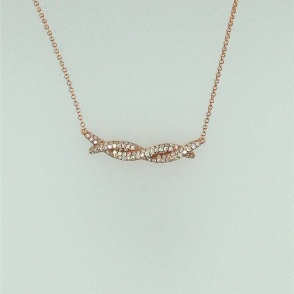 Diamond Necklaces - Necklace - image 2