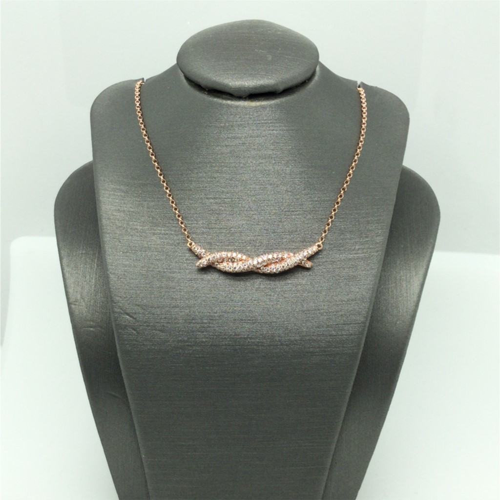 Diamond Necklaces - Necklace
