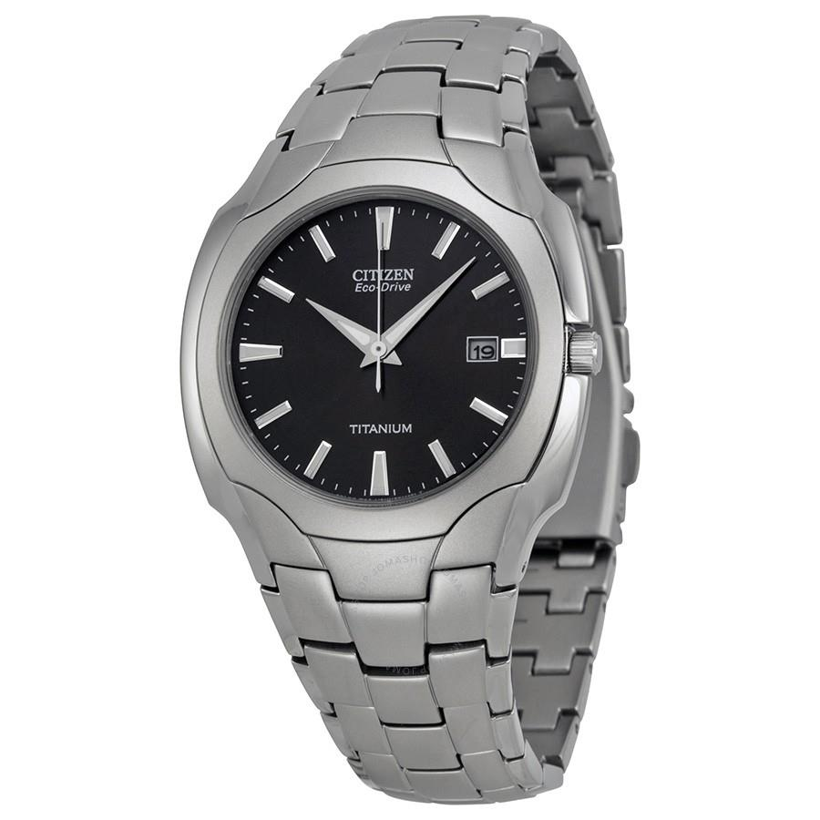 BM6560-54H Citizen Eco Drive Watch, Titanium Watch