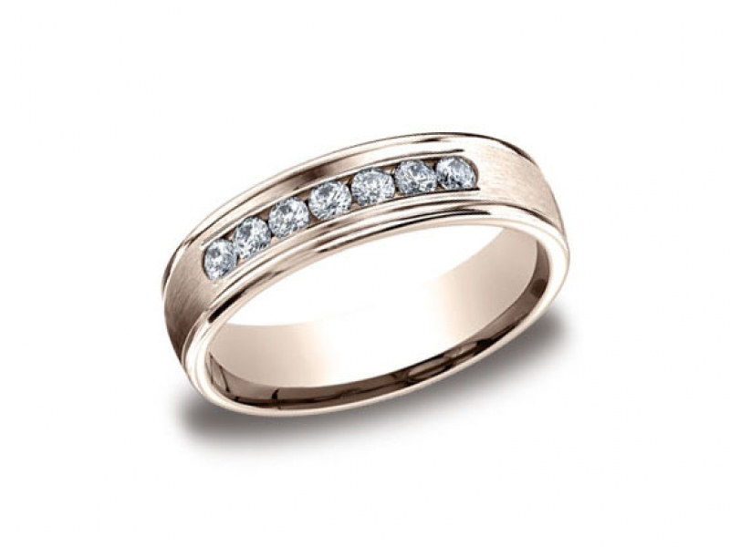 Rings - Men's Wedding Band - image #2