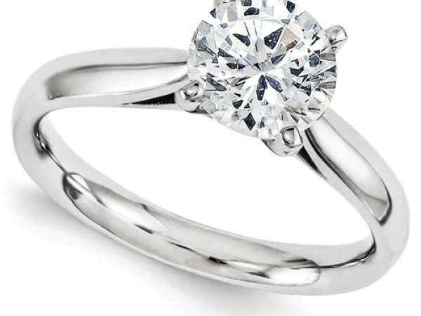 Diamond Engagement Rings - Engagement Ring Mounting