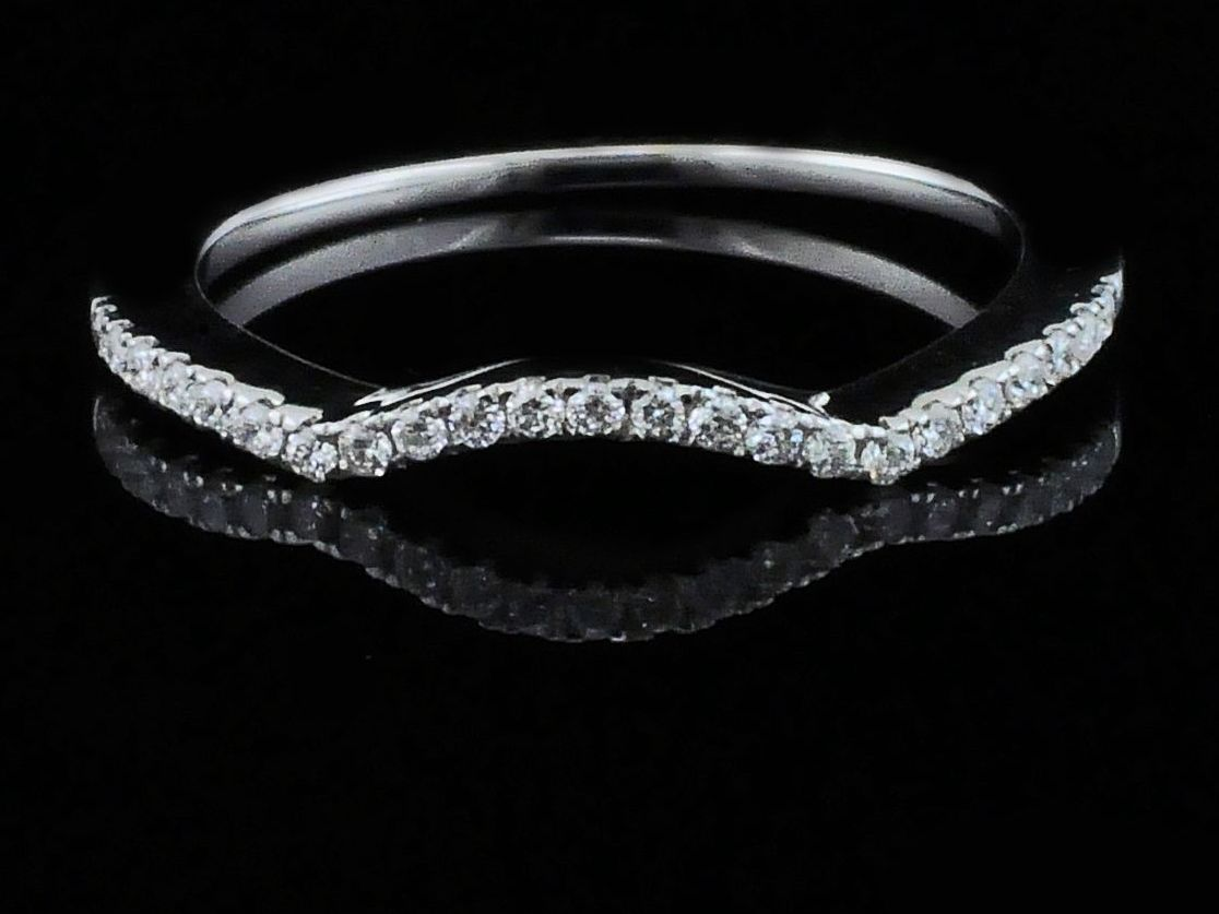 Diamond Engagement Rings - Steal Her Heart Collection Diamond Wedding Set - image #5