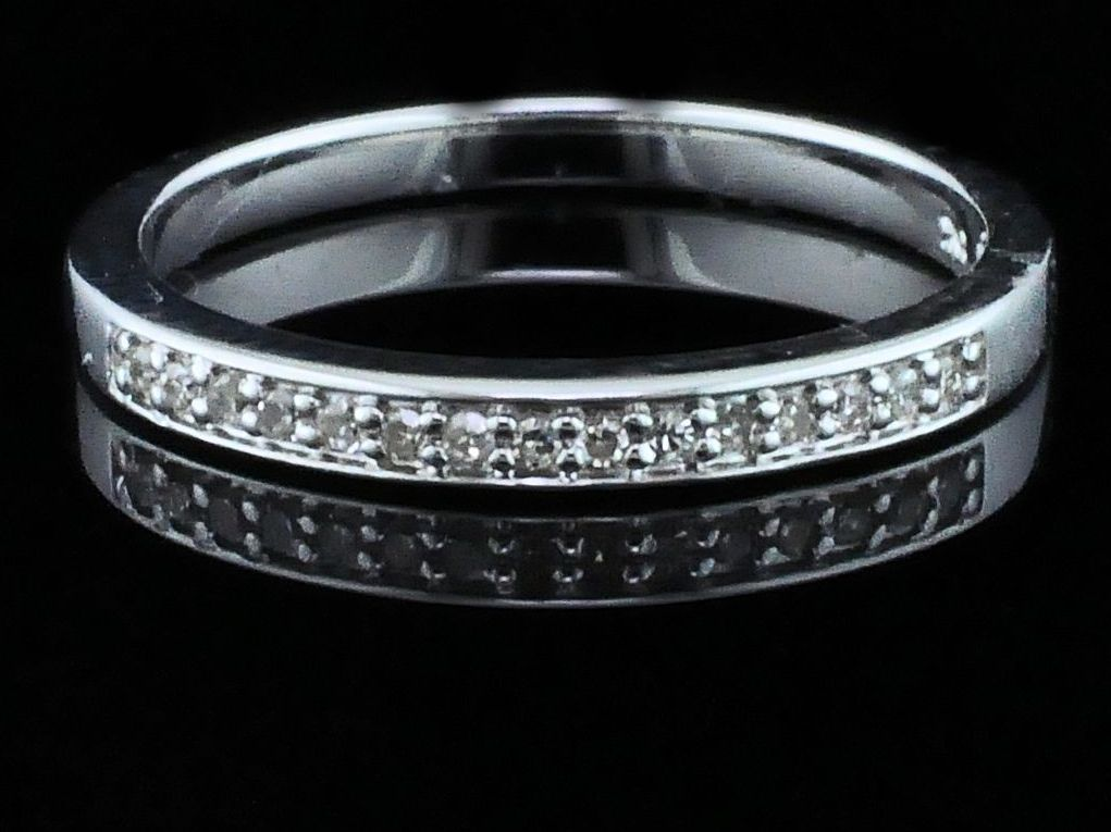 Diamond Engagement Rings - Diamond Wedding Set - image #5
