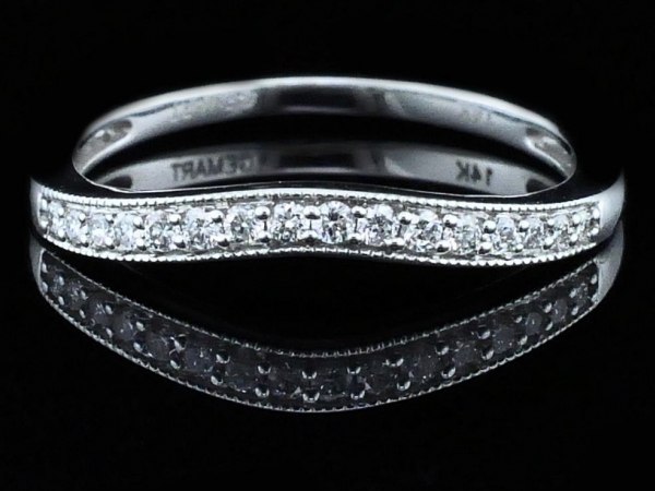 Fine Jewelry - Diamond Wedding Set - image 5