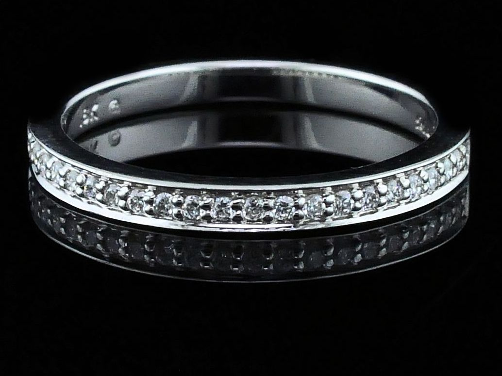 Women's Diamond Wedding Bands - Ladies Diamond Wedding Band
