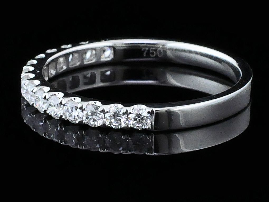 Women's Diamond Wedding Bands - Diamond Wedding Band - image 2