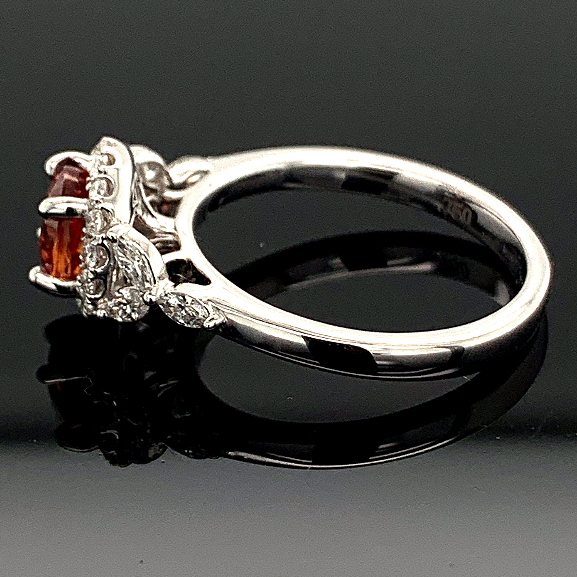 Women's Colored Stone Rings - Women's Gemstone Ring - image #3