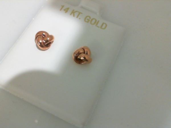 Gold Earrings - Earrings - image 2