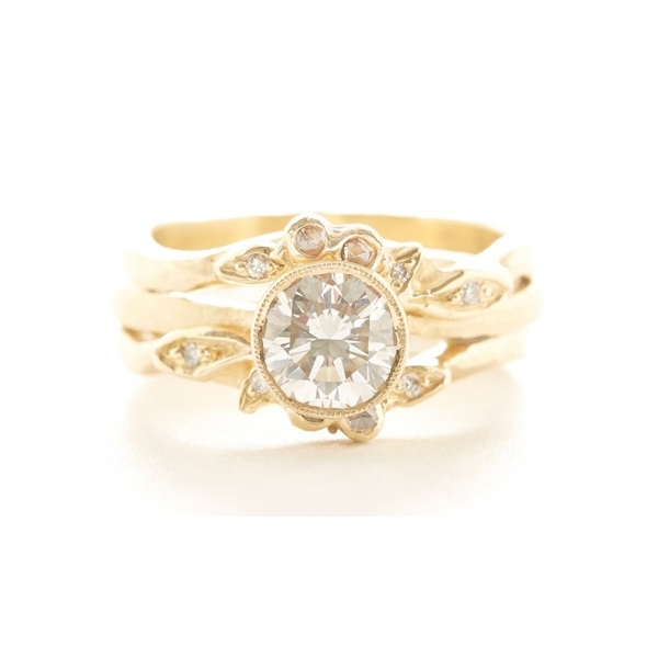 Fine Jewelry - Diamond Vine Band - image 2