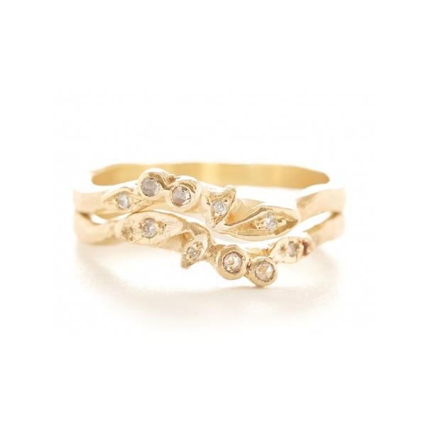 Fine Jewelry - Diamond Vine Band