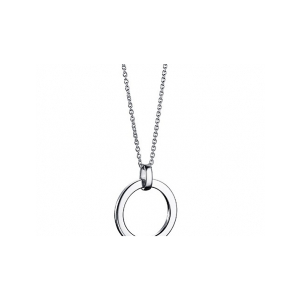 Link A Go-Go Pendant - Designer: Efva Attling Style: Link A Go-Go PendantMetal: 0.925 sterling silverLength: 23.5 inches*chain included*