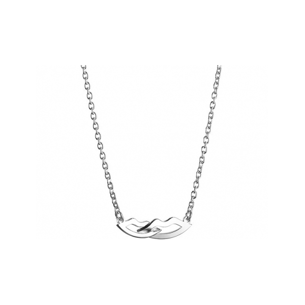 Girl Crush Necklace - Designer: Efva AttlingStyle: Girl Crush NecklaceMetal: Sterling silver, high polishPendant Dimensions: 0.25 x 0.75 inchesLength: adjustable 16.5 - 18 inches