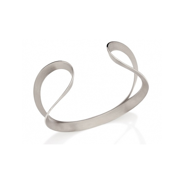 Closer Bracelet - Designer: Antonio BernardoStyle: Closer BraceletMetal: sterling silver, matte finishSize: Small