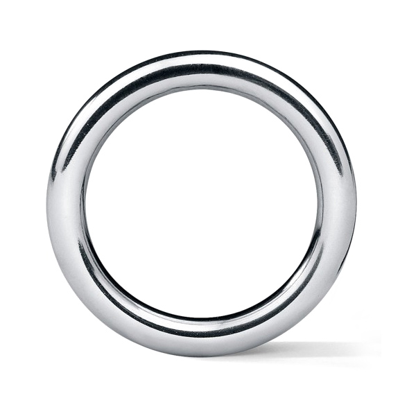 Men's Bands - Zentric Round Ring - image #2