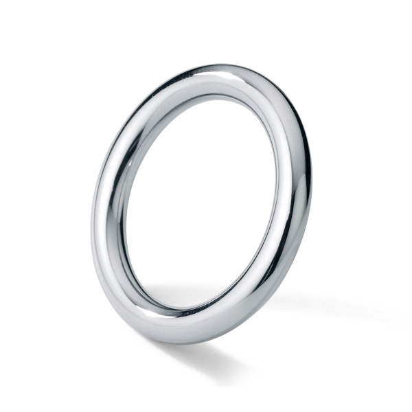 Men's Bands - Zentric Round Ring