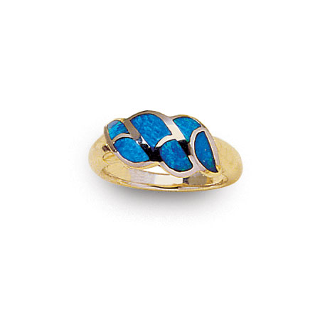 Fashion Ring - LADIES 14K GOLD OPAL RING RING WITH    OPAL    5.6