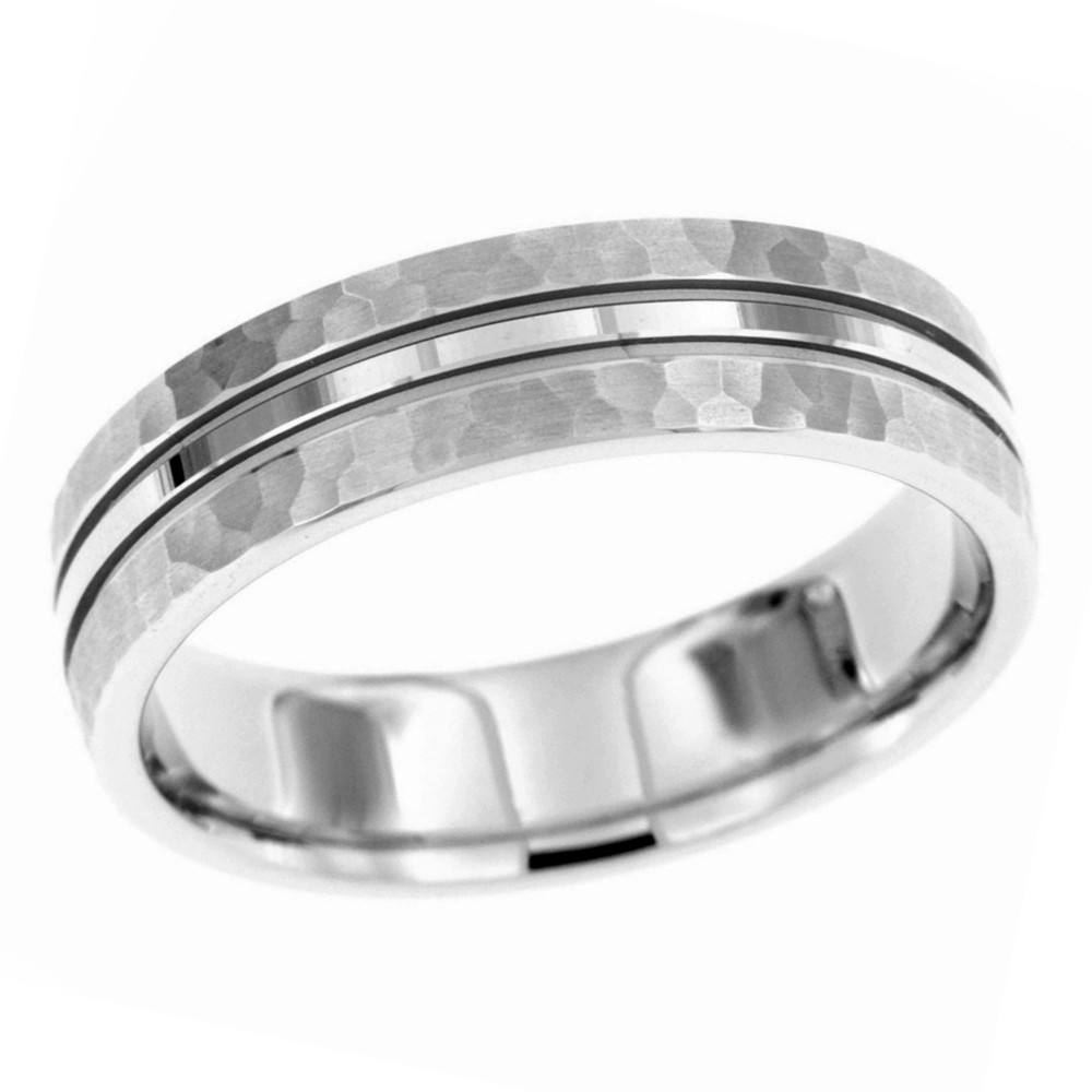 Wedding Band - This ring design is karat gold and can be ordered in 10kt or 14kt yellow or white gold. Wedding band is comfort fit and 6mm wide. Ring can be customized to 5-8mm in width.