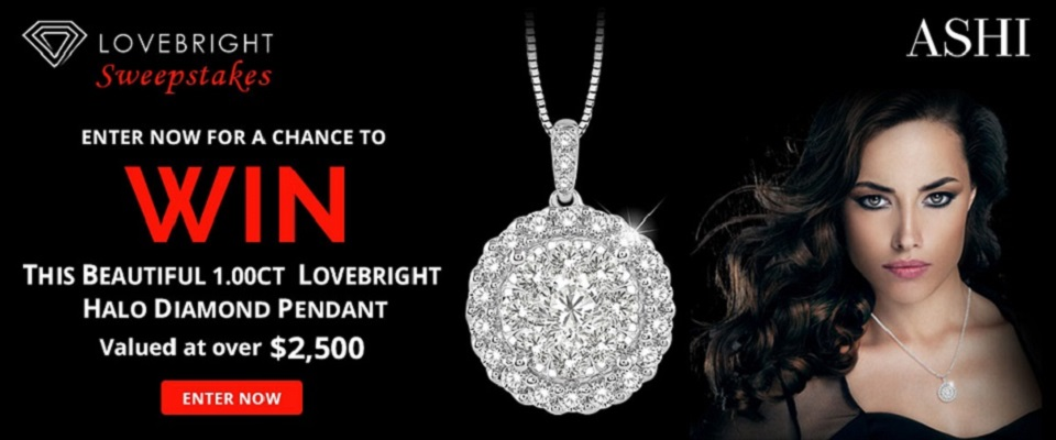 Lovebright Sweepstakes -