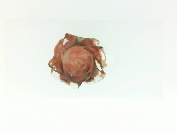 Oregon Sunstone - 15.35CT ROSE CARVED SUNSTONE