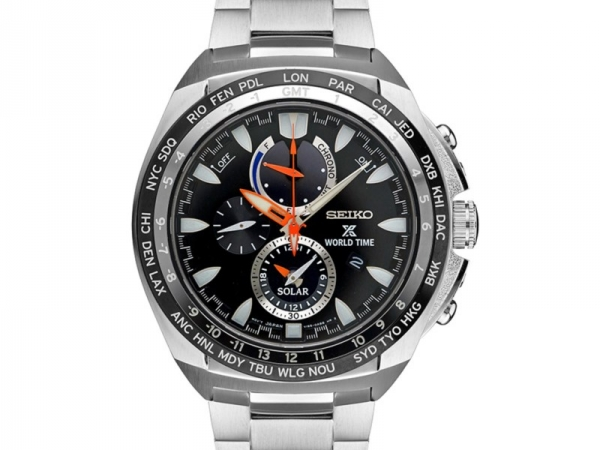 Watch - SEIKO PROSPEX WORLD TIME GENTS WATCH