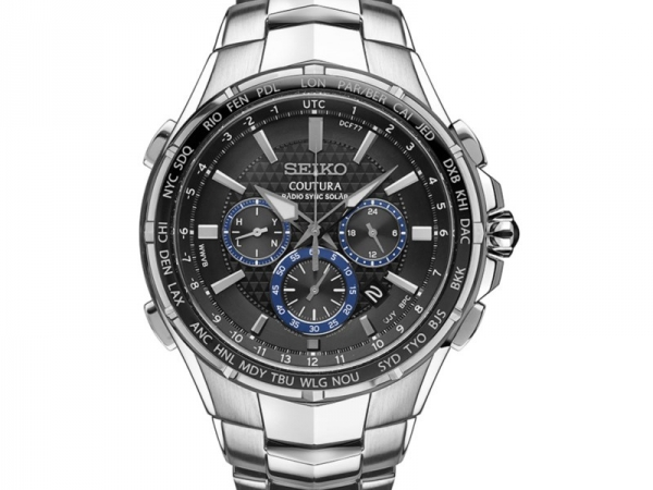 Watch - SEIKO COTURA RADIO SYNC SOLAR GENTS WATCH
