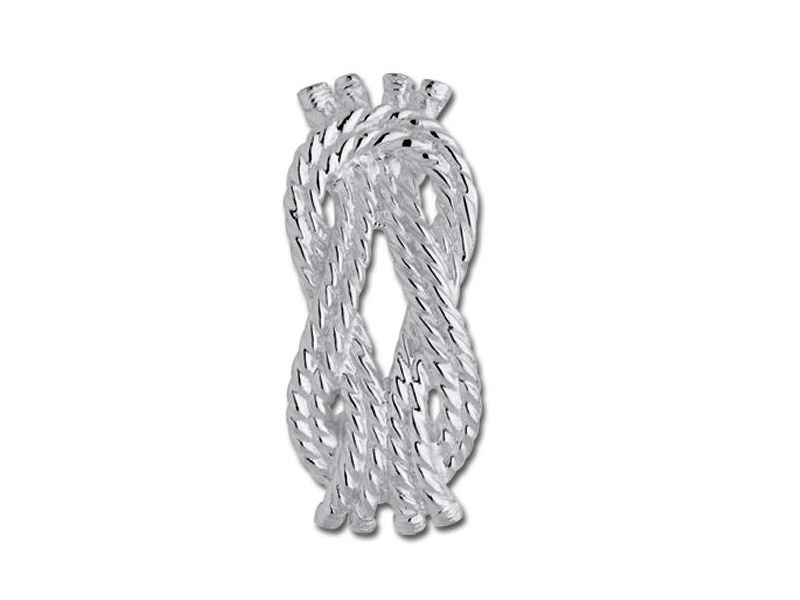 LeStage Convertible Bracelets - Lestage Rope Knot Clasp - image #2