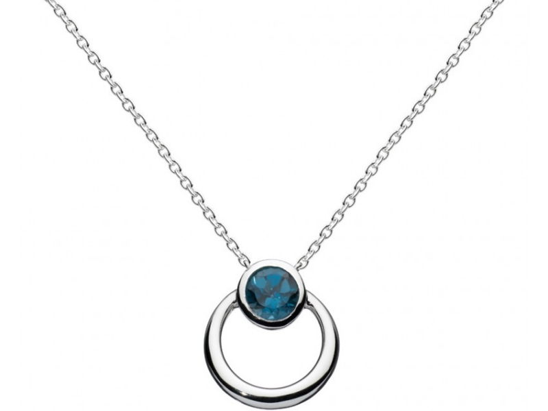 Pendants & Necklaces - Simmer Loop Necklace - image #2