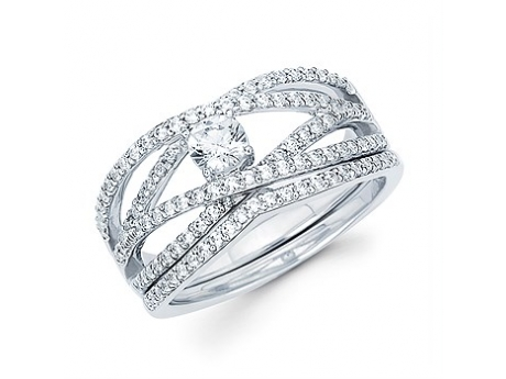 Bridal Jewelry - Diamond Semi-Mount