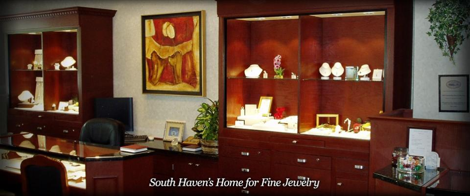 Johnn's Lakeshore Jewelry Homepage Banner 2 - Store Interior