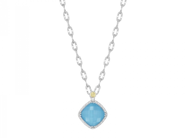 Necklace - Tacori: Neo-Turquoise Small Pendant 18K 925