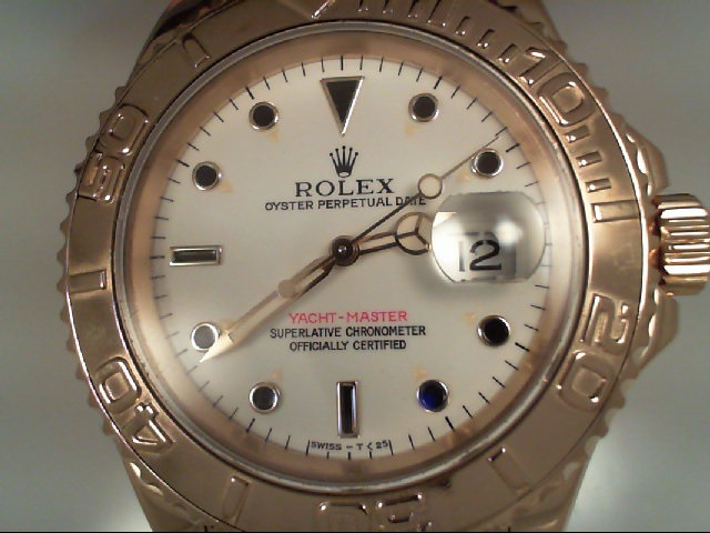 Watch - Rolex Yacht Master Gold 1997  16628B U140841