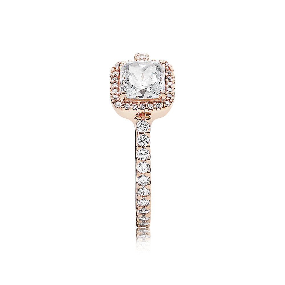 Pandora - Ring Timeless Elegance with Clear CZ