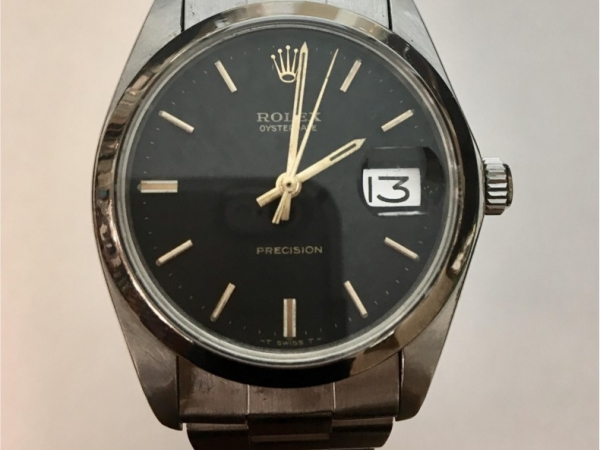 Watch - Estate Piece! All stainless Rolex Precision 1972-1973 serial 3643760, model number 6694, no box or papers